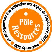 tampon certification pôle ressources